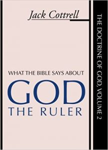 Book cover: God the Ruler