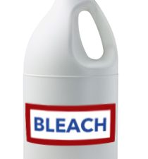 bleach bottle with halo