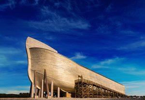 the ark at Ark Encounter
