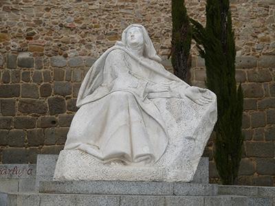 Theresa of Avila statue