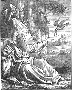 Elijah illustration