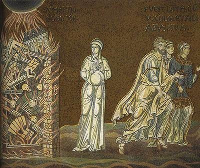 12th century mosaic